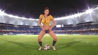 FIFA 2018  Sexy Models Preparing for Naked Celebration Mp4