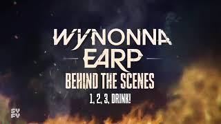 3x07 BTS Wynonna Earp  (a Lot of WynHaught)
