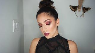 First Fall Makeup Look/Lolita Lola
