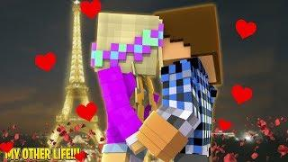 Minecraft LEAH & DONNY HAVE A SECRET LOVE AFFAIR!!! My Other Life