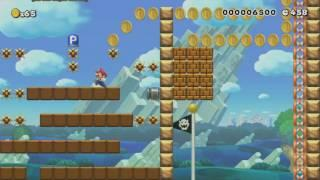 i bet you will fail by Flynn ~SUPER MARIO MAKER~ NO COMMENTARY
