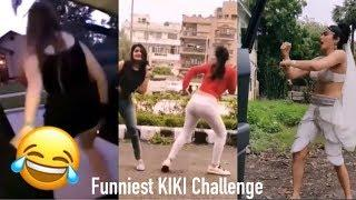 Funniest KIKI Challenge India Fails |  In My Feelings Challenge  | Logical Bakwas