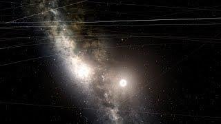Universe Sandbox 2 - Binary Star System in Solar System (Fail)