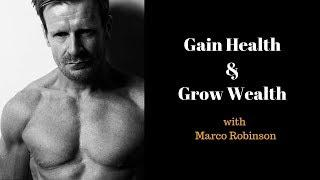 Marco Robinson's Financial Freedom Lifestyle - Motivation arm day