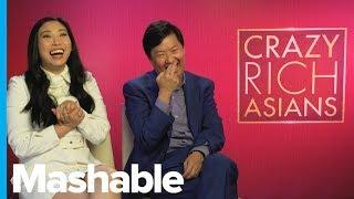 'Crazy Rich Asians' Stars Try and Fail to Guess These Iconic Romcom Quotes