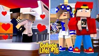 Minecraft College Life - JACK IS WANTED FOR MURDER BUT DOES HE HAVE AN ALIBI?!!