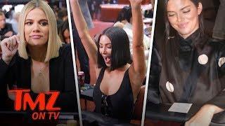 It's A Kardashian Poker Event! | TMZ TV