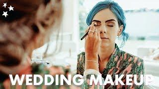 MY GLITTER BRIDAL MAKEUP