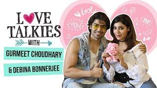 Gurmeet Chaudhary & Debina Bonnerjee's love story is totally filmy | Love Talkies | Pinkvilla