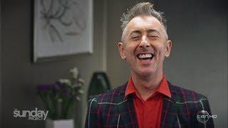 Alan Cumming Reveals He Googles His Co-Stars Naked (2018)