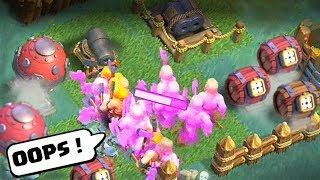 TOP COC FUNNY MOMENTS, Glitches, Wins & Fail Compilation #19 | Clash Of Clans Funny Video