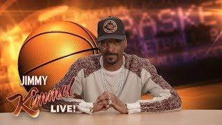 Snoop Dogg's The Hizzistory of Bizzasketball