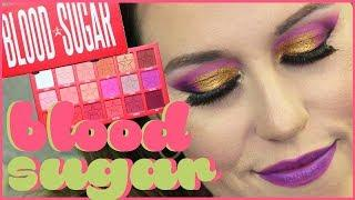 BLOOD SUGAR JEFFREE STAR | REVIEW + TUTORIAL + SWATCHES