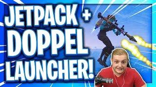 ????????JETPACK + 2x ROCKET LAUNCHER! | OP Taktik für alle Noobs! | Fortnite Fail Meta!