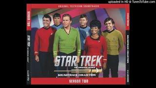 Star Trek Original Series - Second Season Library Music- The Big Go (''The Naked Time'') [ 320 joint