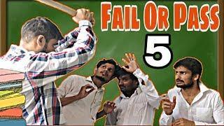 FAIL OR PASS | SCHOOL LIFE | Part 5 | School Ke Wo Din | Sandeep Singh Dhaker