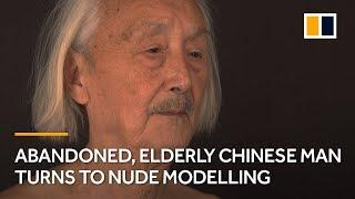 89-year-old found a new lease of life as a nude model