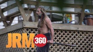 Never Prank A Naked Man In The Morning (S8E18)