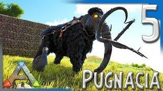 CONFLAGRANT MAMMOTH & DODO! | ARK: Pooping Evolved Pugnacia Island Gameplay/Let's Play E5