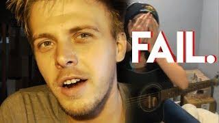 FAIL VIDS ARE THE WORST! (Rock Star Fail)