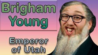 Brigham Young- The Utah Dictator (feat. Bryce- Naked Mormonism)