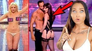 MOST NAKED AUDITIONS ON LIVE TV