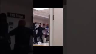 Cop BEATS woman in ER!!!!