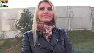 Karina Shows Her Naked Body For Cash