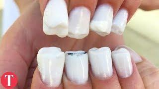 The WORST Nail Art Fails Ever