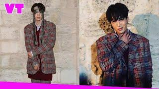 EXO`s Kai Got a Shout out from Vogue as the Star of Gucci`s Cruise 2019 Show
