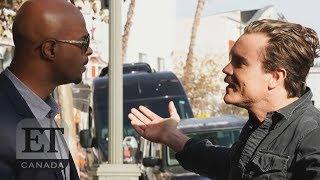 Damon Wayans And Clayne Crawford Fight On 'Lethal Weapon' Set