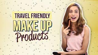 GRWM: How To Get Ready When Traveling | Fashion | Beauty | Pinkvilla