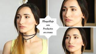 Maquillaje perfecto para el verano/Productos en crema