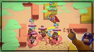 EL PRIMO VS TEAMERS! (400????) StopTheSpin Submission 3 :: Brawl Stars Gameplay