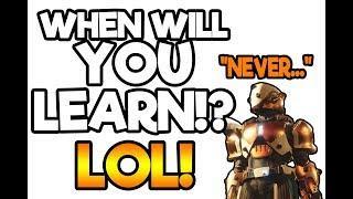 FUNNY HEROIC STRIKES FAIL! | Hilarious Destiny 2 Gameplay
