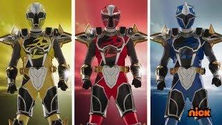 Power Rangers Super Ninja Steel - Prepare to Fail - Megazord Fight | Episode 13