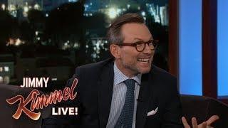 Christian Slater Loves The Bachelor & Bachelorette