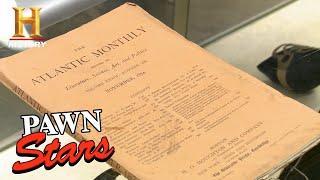 Pawn Stars Trivia: Mark Twain | History