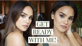 CHATTY GET READY WITH ME! | DACEY CASH