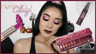 NEW Urban Decay Naked Cherry Collection