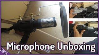 """I'm A Dumbass"" Microphone Unboxing While Semi-Naked (ASMR Edition)"