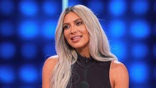 Here's why Kim & Kanye LOCK THE DOOR!   Celebrity Family Feud