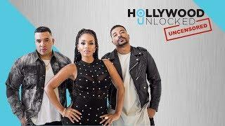 Melyssa Admits Rubbing Lotion On Naked In Kitchen On Hollywood Unlocked [UNCENSORED]
