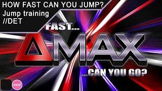 I DEFIENTLY FAIL THE MAP // HOW FAST CAN YOU JUMP ? [Jump Training] // [UNRANKED]