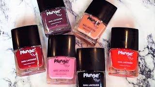 *NEW* O3+ Plunge Nail Lacquer | Swatches