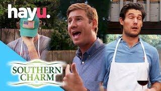 Shep & Craig's Epic BBQ Fail | Southern Charm