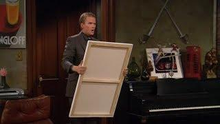 How I Met Your Mother | Naked Marshall