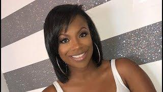 Kandi Burruss Reveals She Feels 'Naked' Without Her Wigs