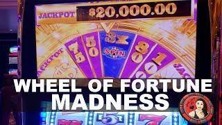 Wheel Of Fortune Slot Machine | Max BET Wins | Royal Caribbean Harmony of the Seas|  Casino Royale