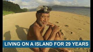 The Naked Japanese Man Living On A Desert Island For 29 Years